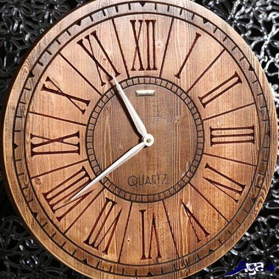 مدل جدید و زیبای ساعت دیواری