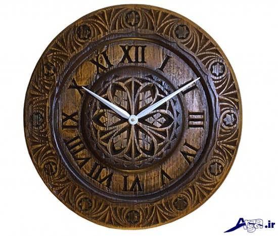 ساعت دیواری زیبا و شیک
