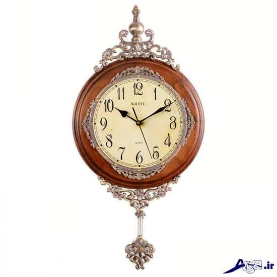 ساعت دیواری شیک و زیبا