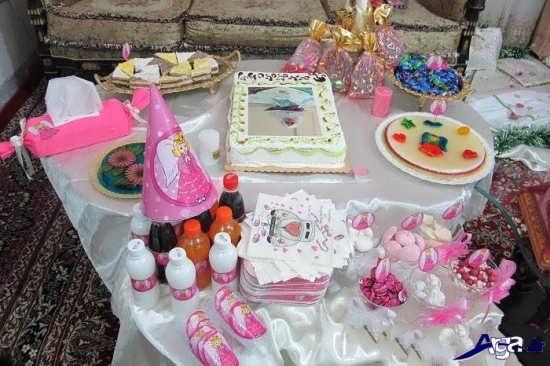 برگزاری جشن تکلیف در منزل