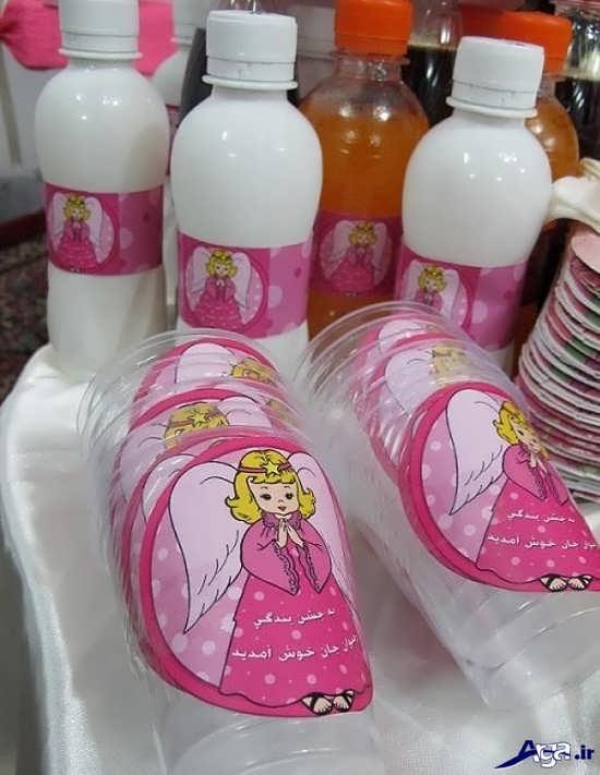 تزیین خوراکی برای جشن تکلیف