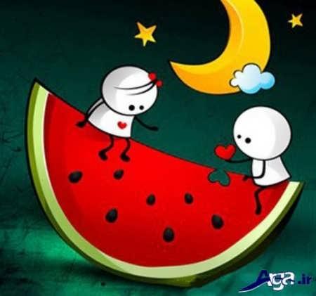 شعر زیبا و جدید شب یلدا برای کودکان دختر و پسر