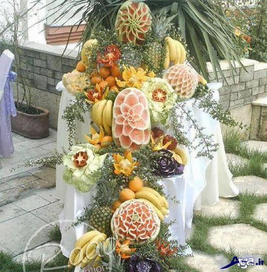 تزیینات زیبای شب یلدا عروس