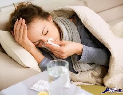 نشانه های آنفولانزا و روش درمان آن
