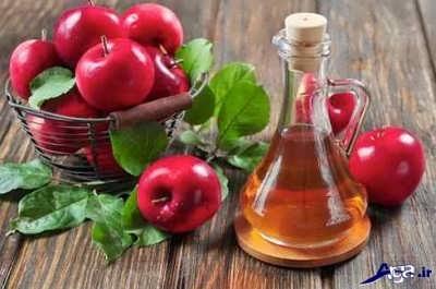سرکه سیب و درمان های سینوزیت