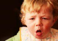 درمان سرفه کودکان در خانه