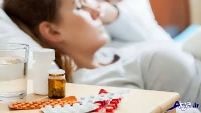 درمان طبیعی سرماخوردگی در منزل