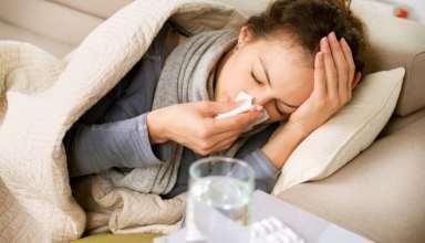 درمان طبیعی سرماخوردگی و علائم آن