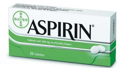 آشنایی با کاربردهای قرص آسپرین