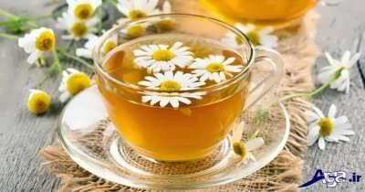خواص بی نظیر چای بابونه