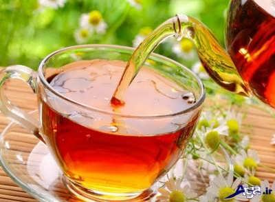فواید چای خوش طعم بابونه