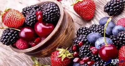 فواید میوه های قرمز