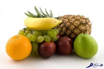 میوه های افزایش دهنده وزن