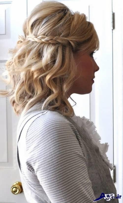 مدل بافت موی کوتاه برای خانم ها