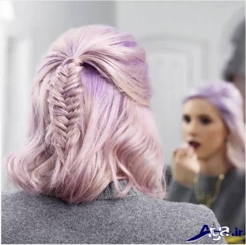 مدل بافت موهای زیبا و متنوع