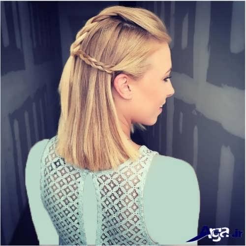 مدل بافت موی زیبا زنانه