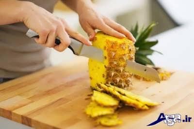 دستور تهیه کمپوت آناناس