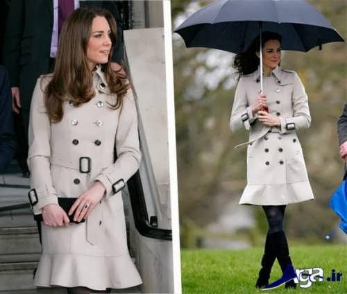 مدل بارانی دخترانه با طرح های شیک و جذاب