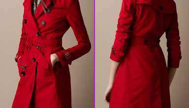مدل بارانی دخترانه با جدیدترین طرح های مد سال
