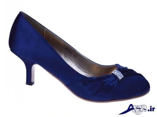 مدل های کفش مجلسی پاشنه کوتاه