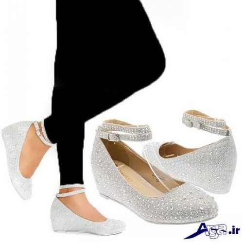 کفش پاشنه بلند زیبا و جدید