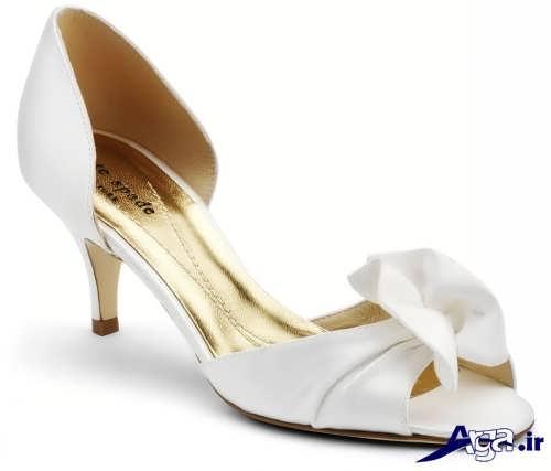 کفش مجلسی پاشنه کوتاه