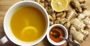 طرز تهیه چای زنجبیل خوشمزه در منزل