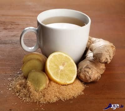 طرز تهیه چای زنجبیل خوشمزه