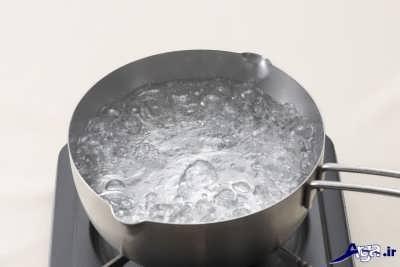 جوشیدن آب