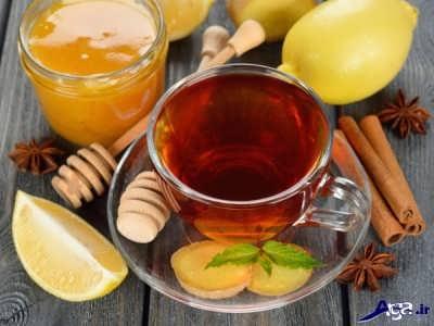 روش تهیه چای زنجبیل و خواص آن