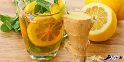 چای زنجبیل و خواص آن