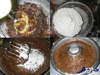 آشنایی با پخت کیک خوشمزه خرما
