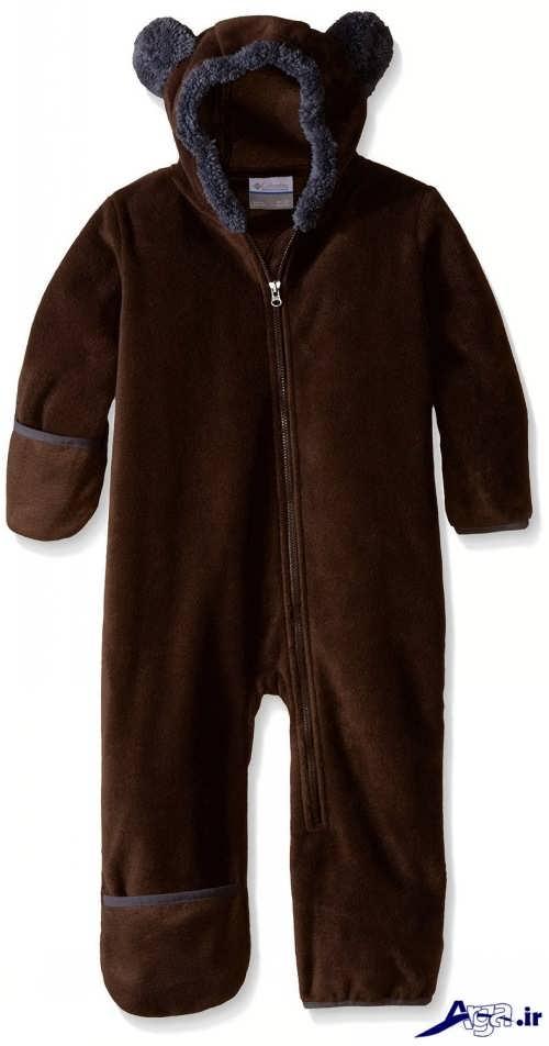 مدل لباس زمستانه نوزاد