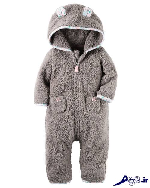 مدل لباس یکسره نوزادی