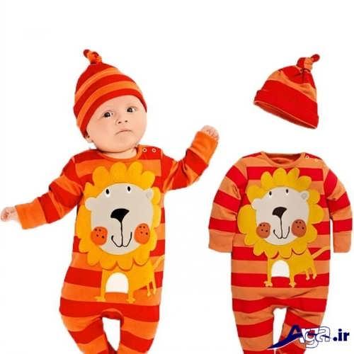 مدل لباس فانتزی نوزاد