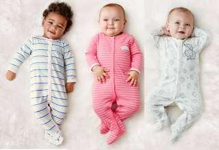 مدل لباس سرهمی نوزاد با طرح های شیک و دوست داشتنی