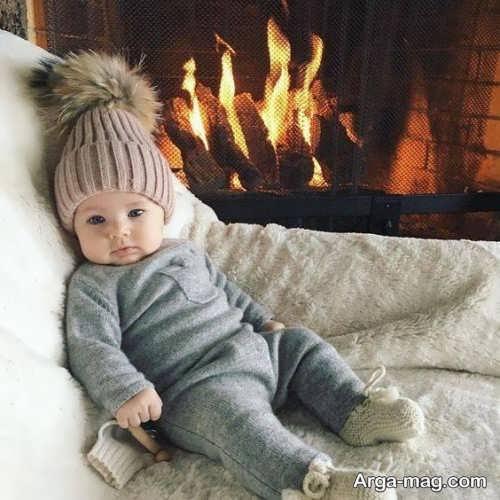 مدلهایی از لباس نوزادی پسرانه