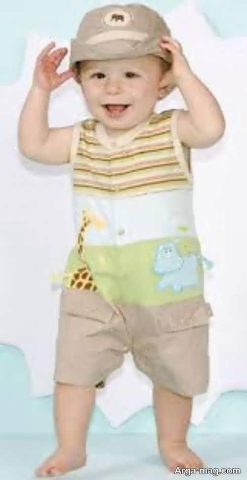 لباس بچگانه پسرانه جذاب