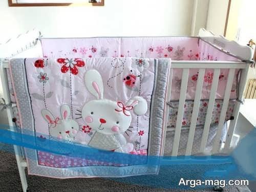 مدل ست سرویس خواب نوزاد