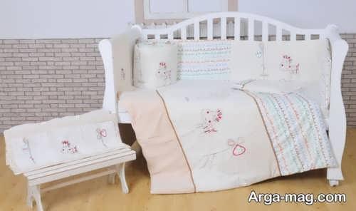 لحاف و تشک نوزادان در طرح های شیک
