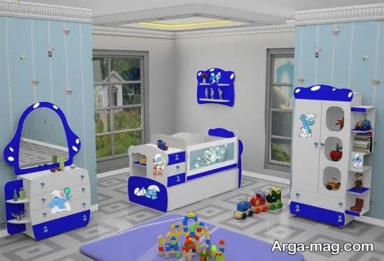 سرویس خواب کودکان با طرح زیبا