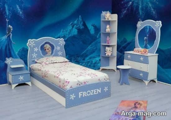 سرویس خواب کودک با طرح ایده آل انیمیشنی