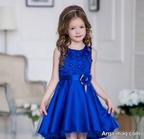 قشنگ ترین لباس مجلسی برای خواهر عروس