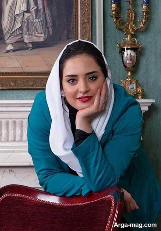 جدیدترین بیوگرافی نرگس محمدی