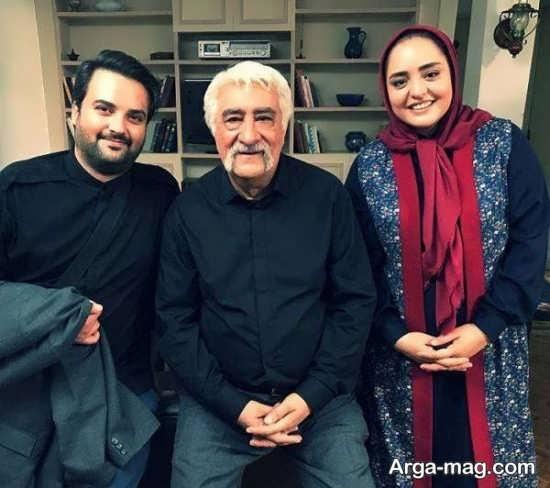 تصاویر جدید نرگس محمدی