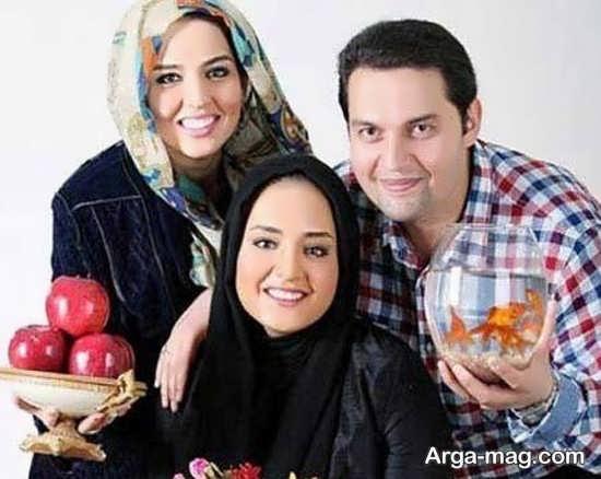 بیوگرافی نرگس محمدی بازیگر معروف