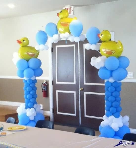 تزیینات جشن تولد ساده و زیبا