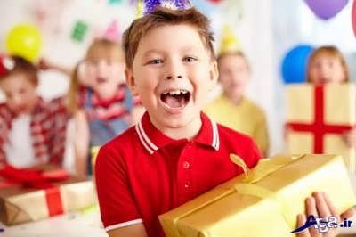 کادو تولد برای پسربچه ها