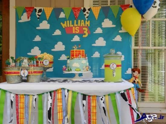 تزیین جشن تولد با ایده های جدید