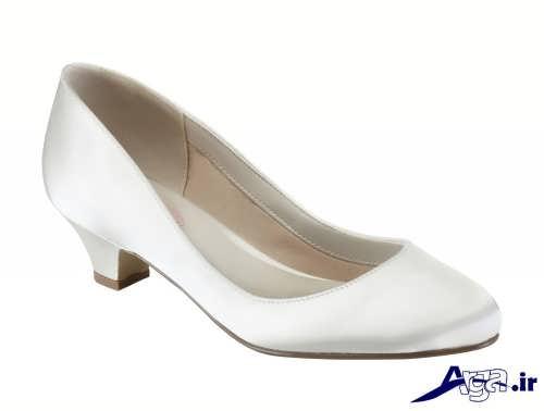 مدل کفش عروس با طرح ساده
